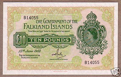 Falkland Pound1982