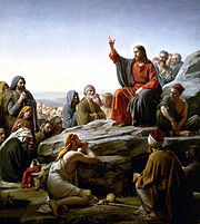 Sermon On The Mount - Bloch