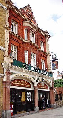 The Blind Beggar, Whitechapel