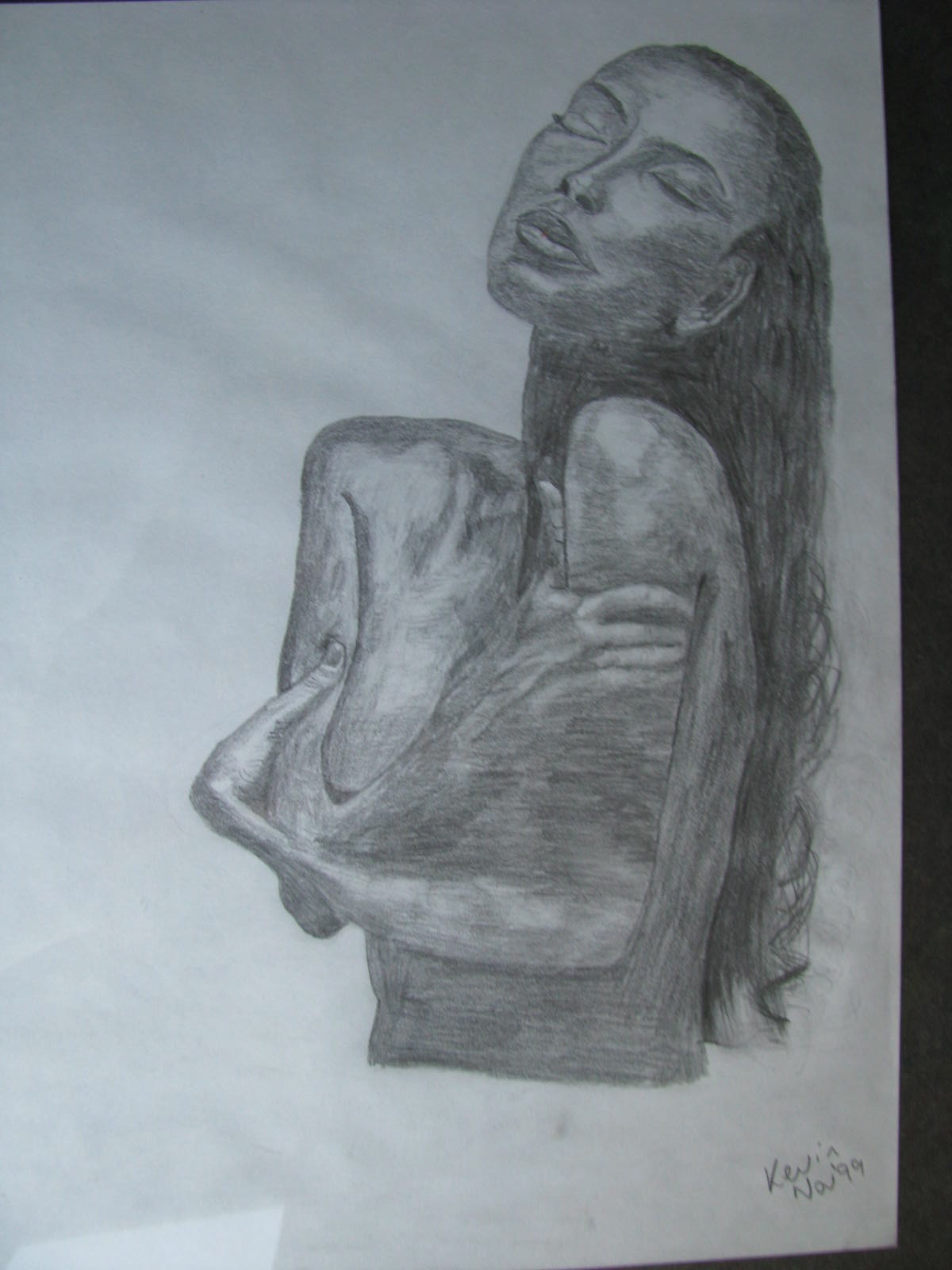 Drawing: Sade