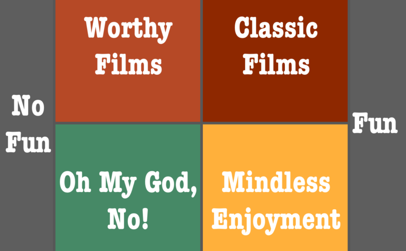 The Curse of the Worthy Movies
